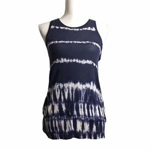 Mudd jersey knit tie dye tank top. Sz Small
